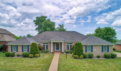 10727 Driver Drive, Evansville, IN 47725 - #: 201826977