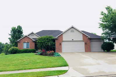 2084 Pheasant Ridge Drive, Warsaw, IN 46580 - #: 201827107