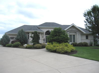 2449 Red Oak Court, Bluffton, IN 46714 - MLS#: 201827339