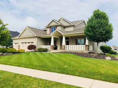 1531 Waxwing Court, Fort Wayne, IN 46814 - #: 201827396