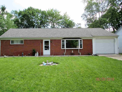 1233 Melbourne Drive, New Haven, IN 46774 - MLS#: 201828135