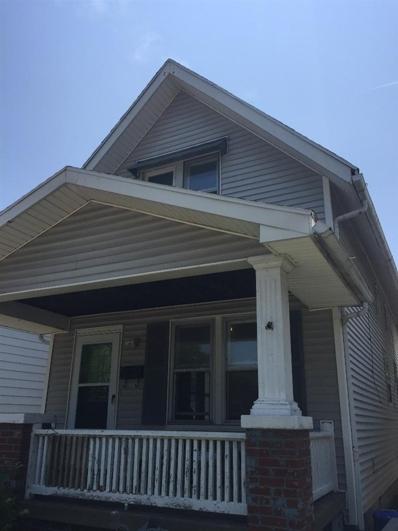 114 W Maryland, Evansville, IN 47711 - #: 201828175