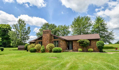 3110 S Leonard Springs Road, Bloomington, IN 47403 - #: 201828287
