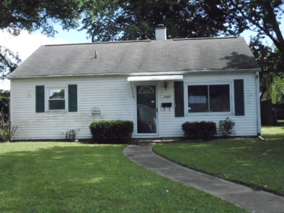 2309 Maplewood Circle, Evansville, IN 47714 - #: 201828291