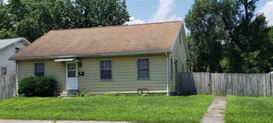 1405 Lodge Avenue, Evansville, IN 47714 - #: 201828645