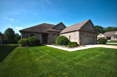 16212 Gumwood Crossing Drive, Granger, IN 46530 - #: 201828691