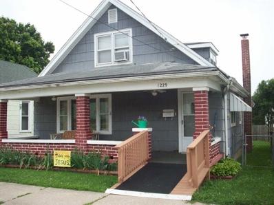 1229 E Erie Ave Street, Logansport, IN 46947 - MLS#: 201828696