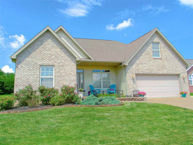 12102 Wayland Court, Evansville, IN 47725 - #: 201829400