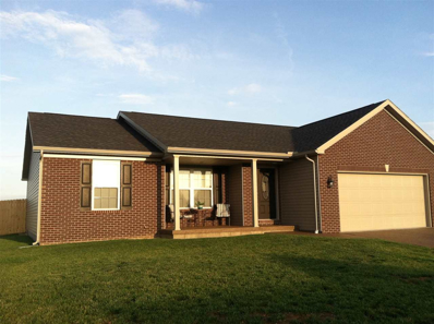 13403 Wildflower Drive, Evansville, IN 47725 - #: 201829407