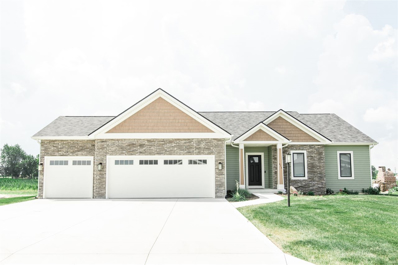 611 Little River Trace, Ossian, IN 46777 - #: 201829517