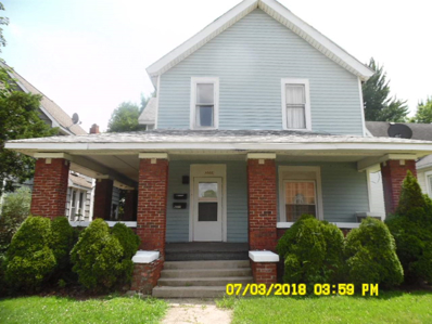 1005 W 3RD, Marion, IN 46952 - MLS#: 201829522