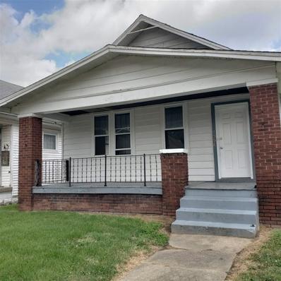 1566 S Morton Avenue, Evansville, IN 47713 - #: 201829571