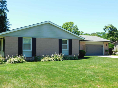 1821 Crabtree Lane, Elkhart, IN 46514 - #: 201829659