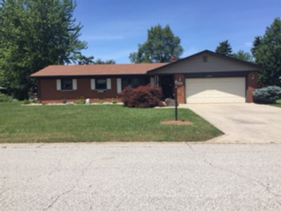 3417 W Melody Lane, Kokomo, IN 46902 - #: 201829848