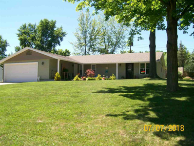 632 E Crown Hill Drive, Wabash, IN 46992 - MLS#: 201830041