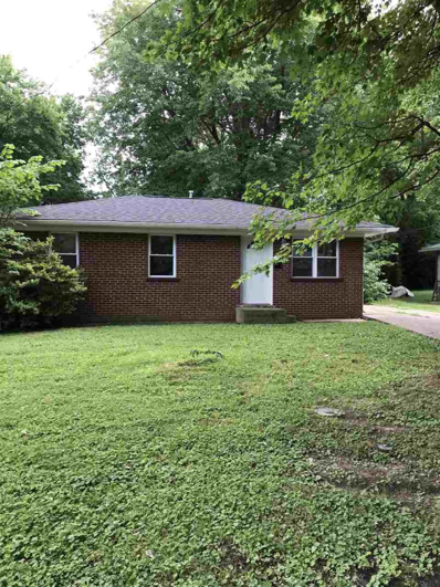 2210 Burdette Avenue, Evansville, IN 47714 - MLS#: 201830501