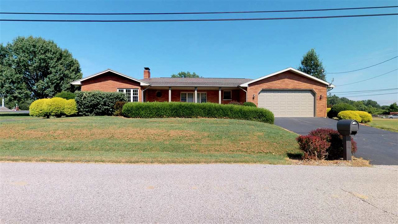 1022 N Center Road, Boonville, IN 47601 - #: 201830714