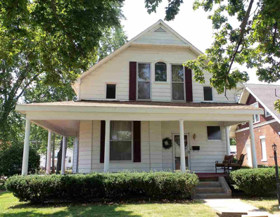 513 N Meridian Street, Washington, IN 47501 - #: 201831320