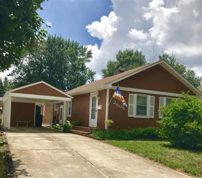 2805 Fairoak Drive, Fort Wayne, IN 46809 - #: 201831372