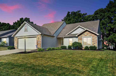 2121 Laurelwood Drive, Warsaw, IN 46580 - #: 201831381