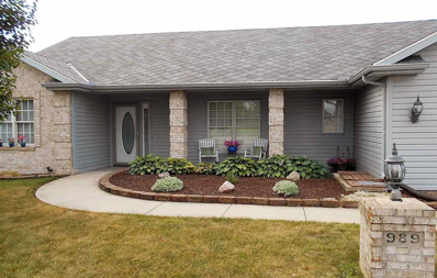989 Fawn Ct, Decatur, IN 46733 - MLS#: 201831404