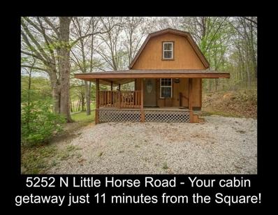 5252 N Little Horse, Bloomington, IN 47408 - #: 201831843