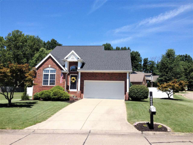 8000 Bayberry Drive, Evansville, IN 47711 - #: 201831909