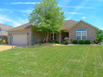 4521 Scarlet Hill, Evansville, IN 47725 - MLS#: 201831920