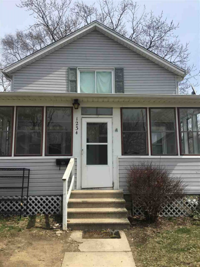 1234 S 30th, South Bend, IN 46615 - MLS#: 201831922