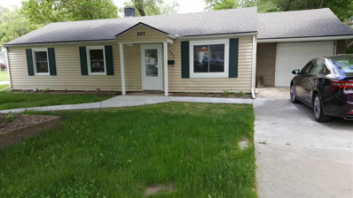 803 Amhurst, South Bend, IN 46614 - #: 201832021