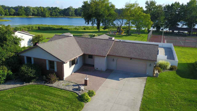 3845 E Lakeview Trail, Leesburg, IN 46538 - #: 201832334