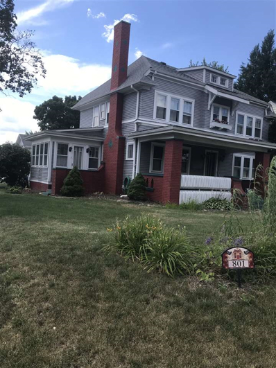 801 W Rudisill Blvd., Fort Wayne, IN 46807 - #: 201832648