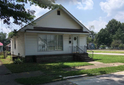 809 Carbon Street, Vincennes, IN 47591 - #: 201833205
