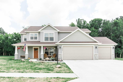 2033 Miami Trail, Huntington, IN 46750 - #: 201833296