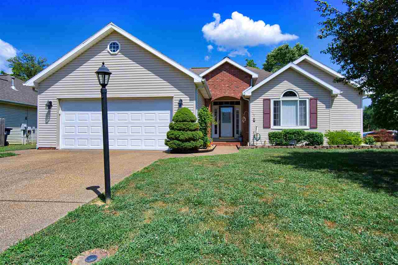 11941 Rosshire Drive, Evansville, IN 47725 - #: 201833363