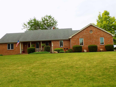 7375 W River Rd, South Whitley, IN 46787 - #: 201833561