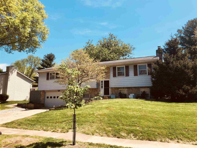 3531 S Tudor Lane, Bloomington, IN 47401 - #: 201833582