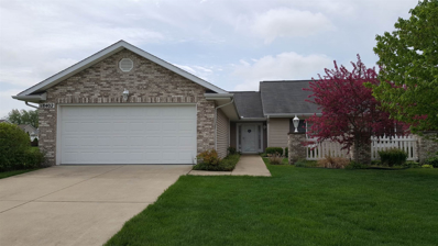18402 Burton Drive, South Bend, IN 46637 - #: 201833614