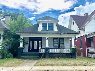 621 Gum Street, Evansville, IN 47713 - MLS#: 201833626