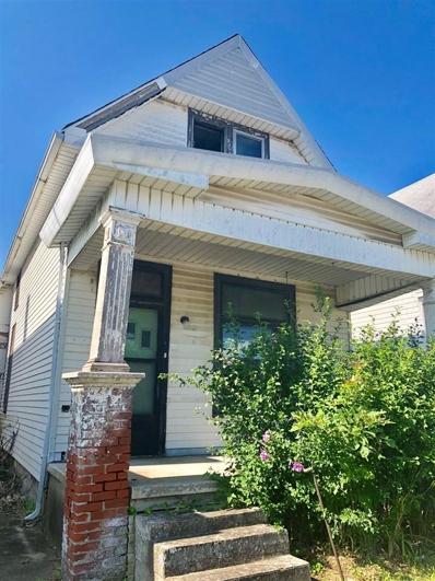922 Tenneesee Street, Evansville, IN 47710 - MLS#: 201833647