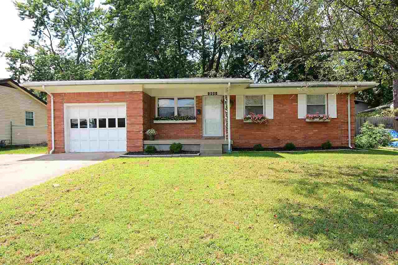 1004 N Fairlawn Circle East, Evansville, IN 47711 - #: 201833700