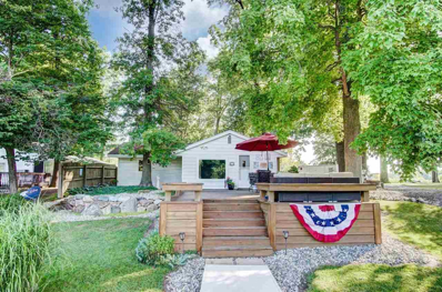 2650 S Lakeside Drive, Albion, IN 46701 - #: 201833821