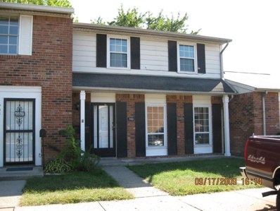 703 Ferndale Court, Indianapolis, IN 46227 - MLS#: 201833936