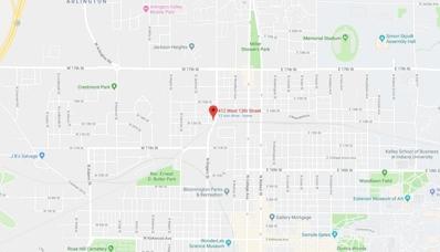 412 W 13TH Street, Bloomington, IN 47404 - #: 201833998