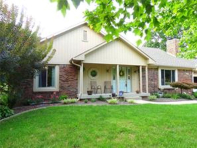 134 Plaza Chica Street, Greenwood, IN 46143 - MLS#: 201834382