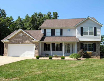 4967 N White River Drive, Bloomington, IN 47404 - #: 201834426
