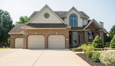 3921 Thad Court, Lafayette, IN 47905 - MLS#: 201834631