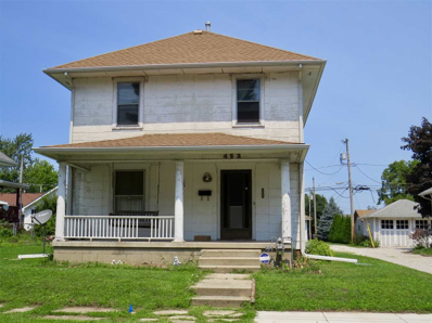 452 E Green Street, Frankfort, IN 46041 - #: 201834661