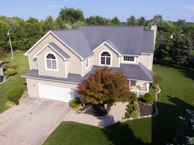 9201 White Shell Drive, Fort Wayne, IN 46804 - #: 201834830