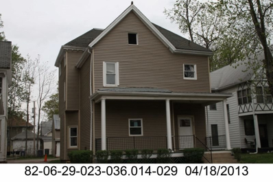 808 Washington Avenue, Evansville, IN 47713 - #: 201834996